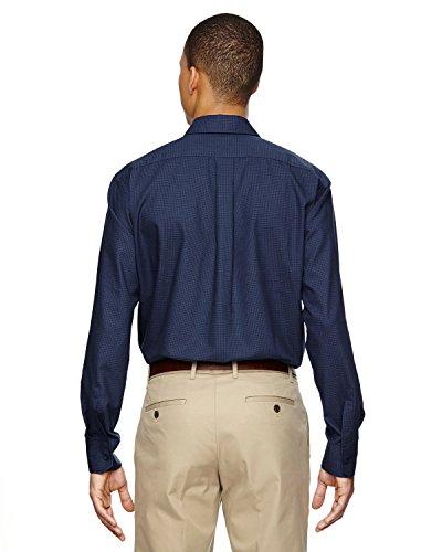 North End Paramount hommes résistant aux Rides de coton Motif à carreaux pour homme .87043- Bleu - CLASSIC NAVY 849