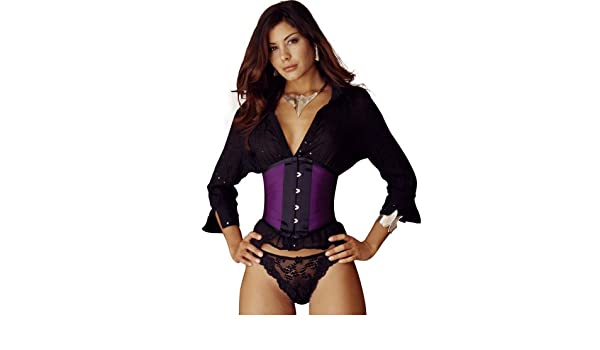 43473ed28a8 Vollers Purple Petersham Waspie V50  Vollers  Amazon.co.uk  Clothing