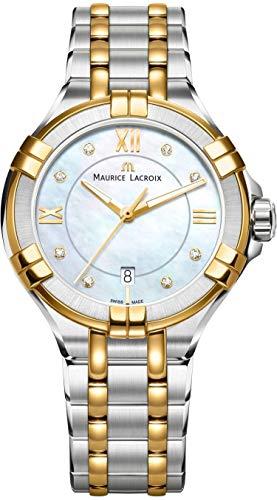 Maurice Lacroix AIKON AI1004-PVY13-171-1 Montre Bracelet pour femmes Fabriqué en Suisse