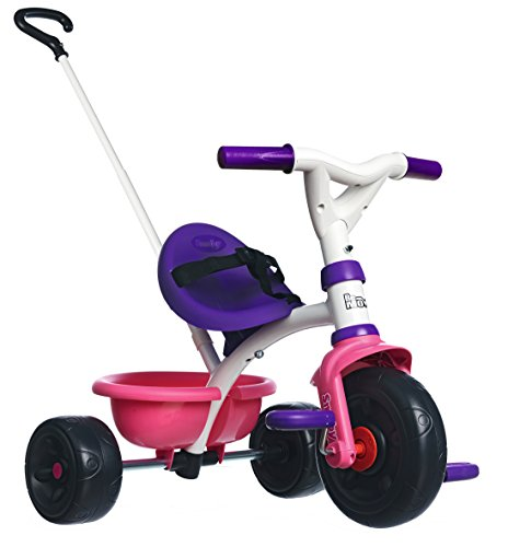 Smoby Be Move Girly Tricycle, Pink/Purple