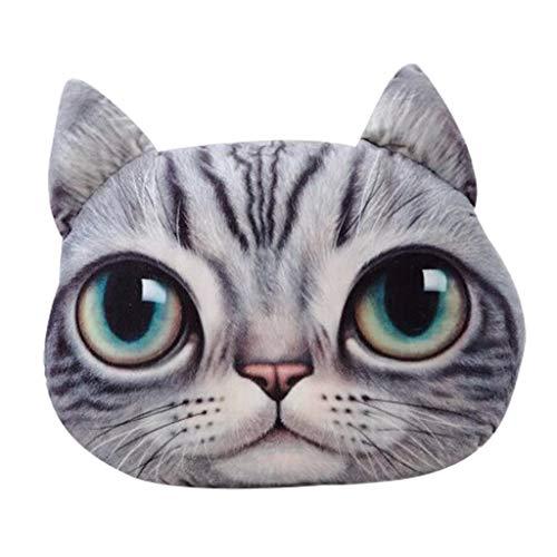 Plüschtier Super Nette weiche Spaß 33 * 38cm Plüsch Katze Tier Stofftier Puppe Geschenk für Kinder By Vovotrade (Bier Roboter)