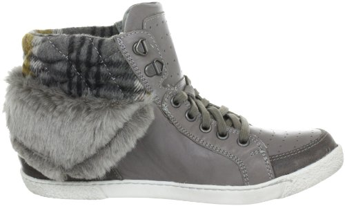 Bullboxer MA137956141MU110, Sneaker donna Argento (Silber (Silver/Grigio))