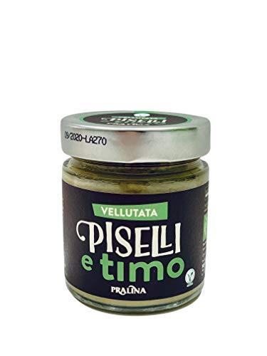 Pralina Vellutata di Piselli e Timo - 195 g