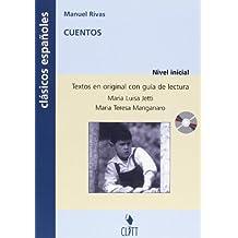 Cuentos. Clásicos españoles. Guía de lectura. Con CD Audio