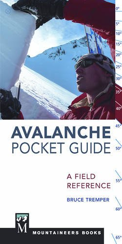 Avalanche Pocket Guide: a Field Reference por Bruce Tremper