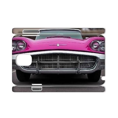 Custom pink car Case for Samsung Galaxy Note 3 N9000