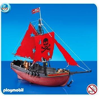 Playmobil 3174 pirates vaisseau corsaire jeux et jouets - Playmobil bateau corsaire ...