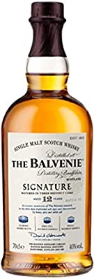 Balvenie Signature 12 Year Old Speyside Single Malt 40% 70cl