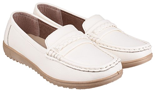 Amblers Amblers Thames Chaussures occasionnelles white