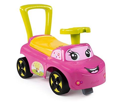Smoby - 443016 - Jouet de Premier Age - Porteur Auto - Fille