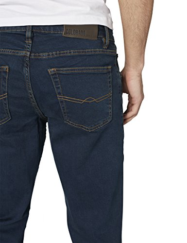 Colorado Denim Herren Jeanshose Blau (BLUE BLACK 275)