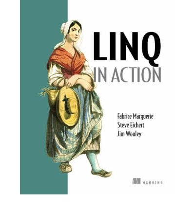 [( LINQ in Action - IPS [ LINQ IN ACTION - IPS ] By Marguerie, Fabrice ( Author )Feb-01-2008 Paperback By Marguerie, Fabrice ( Author ) Paperback Feb - 2008)] Paperback