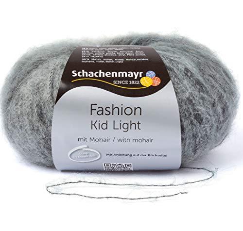 Schachenmayr Kid Light 9807827-00089 stein dégradé Handstrickgarn -