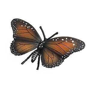 SMARTRICH High Simulation Insekten Figuren – Tierspielzeug Bildungsressourcen Realistische Insekten