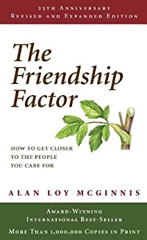 Friendship Factor by [Mcginnis, Alan Loy]