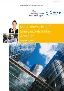 Marktübersicht der Energiecontracting Anbieter