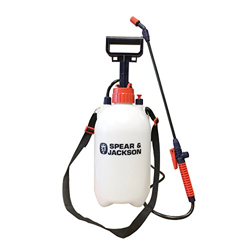 Spear and Jackson 5L Pressure Sprayer