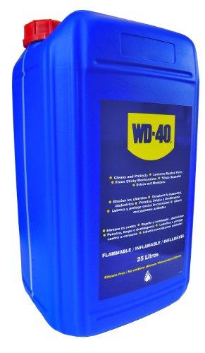 WD-40 44025/E - ACEITE MULTIUSOS (BIDON 25 LITROS)