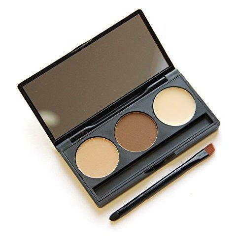 topb eauty 3 Colors sourcils Ombre à paupières avec crayon maquillage visage Repair capacite et crème de base