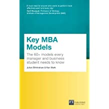 Key MBA Models, Travel Edition