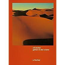 gehen in der wüste