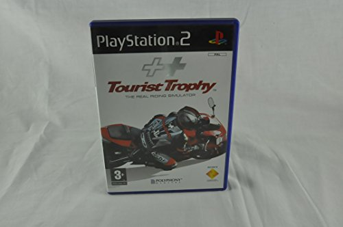 Tourist Trophy - The Real Riding Simulator - Riding Real