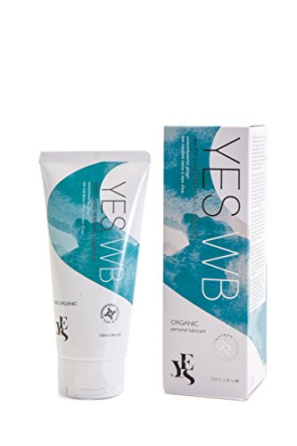Yes WB Organic Natural Water Based Personal Lubricant 100ml