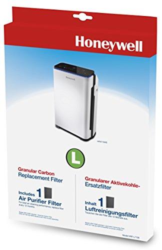 Honeywell Granularer Aktivkohle-Ersatzfilter HRF-L710E für die Anwendung im Luftreiniger HPA710WE, 1 Stück (Von Honeywell Luftreiniger)