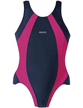 Beco Mädchen Schwimmanzug Aqua