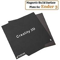 Official Creality 3D Printer Ender 3 Flexible Soft Magnetic Building Surface Plate Sticker of Heat Bed for Ender 3X, Ender 3 Pro, Ender 5, CR-20
