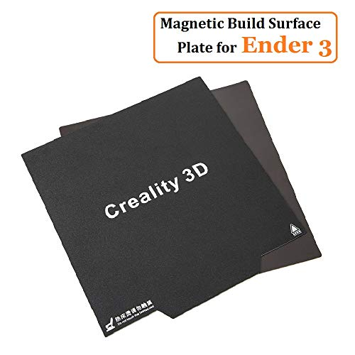 Official Creality Imprimante 3D Ender 3, CR 20 Autocollant Magnétique Flexible Surface de...