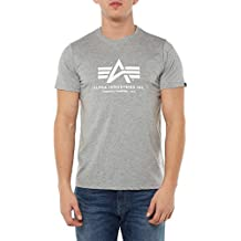 Alpha Basic T-Shirt, Camiseta Para Hombre