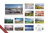 Die Kunst der Fotografie - Horizonte 2019 - Bildkalender quer (50 x 34) - Landschaftskalender - Naturkalender - ALPHA EDITION