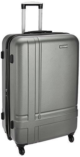 Pronto Geneva ABS 78 cms Grey Hardsided Check-In (6471-GY)