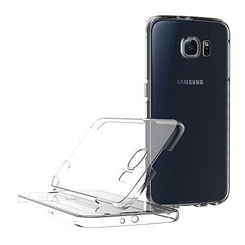cover samsung s6 silicone trasparente