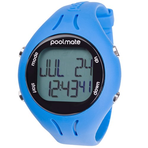 Swimovate Pool Mate 2 Swim Watch - Blue