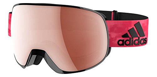 Adidas occhiali da sci occhiali googles ad82progressor s black matt 6050