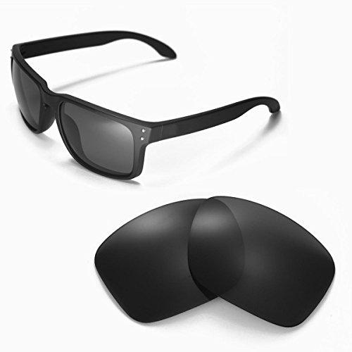 sunglasses restorer Basic Ersatzgläser Black Iridium für Oakley Holbrook