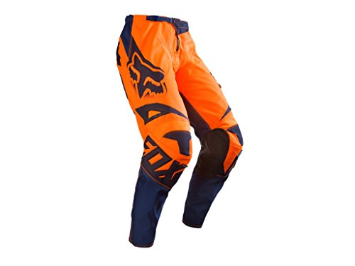 Fox Cross Hose 180 Race Orange Gr. 34