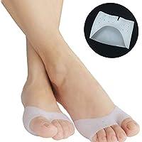 Silikon-Gel-Fuß-Finger Toe Separator Feet Pflege Werkzeuge Bunion Splint Glätteisen Corrector Hallux Valgus Massage preisvergleich bei billige-tabletten.eu
