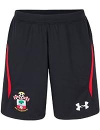 Under Armour Southampton FC Pantalones Cortos, Infantil, Black (005), S