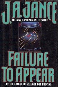 Failure to Appear: A J.P. Beaumont Mystery