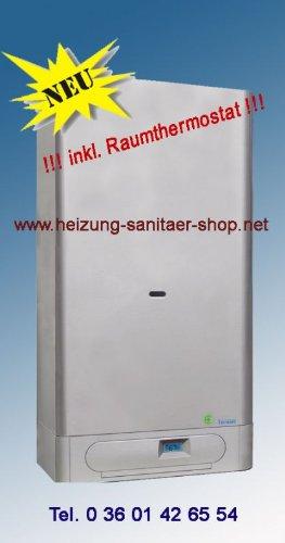 Gastherme Heiztherme Turbotherme Therm 20 TLXE.A für Erdgas E inkl.digitalem Raumthermostat