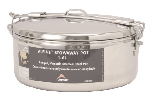 Msr Alpine Stowaway Pot 1.6 L