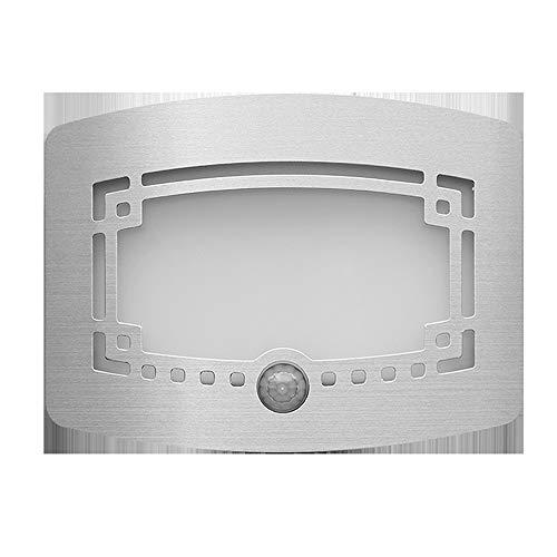Cuerpo humano inducción lámpara control inducción LED lámpara de pared pequeña luz...