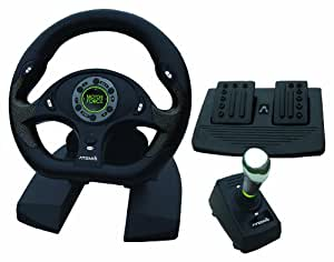 Atomic Accessories TVR Sports Wheel (Xbox 360) [import anglais]