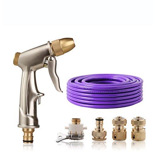 telescopico Tubo d'acqua per auto d'acqua per auto d'acqua ad alta pressione Tubi per l'acqua dell'automobile per uso domestico Ugello portatile d'acqua portatile multiuso per uso domestico (dimensio