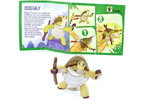 Kinder Überraschung, OOGWAY mit Deutschen Beipackzettel FS285 (Kung Fu Panda 3)