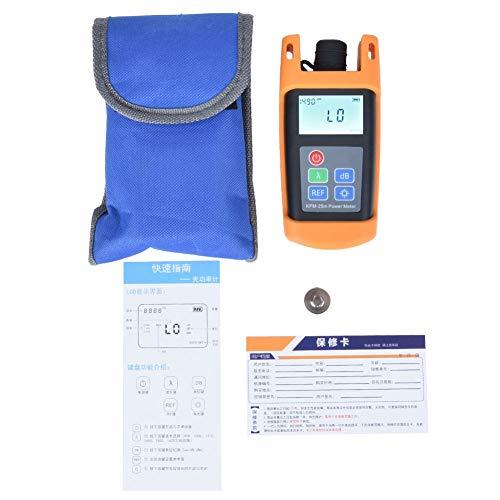 Medidor potencia óptica OPM Medidor factor potencia