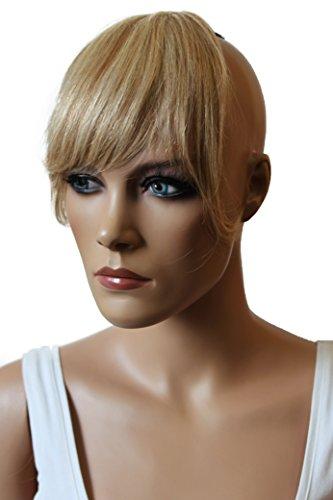 PRETTYSHOP 100{6fd7ff526ce71d2be0a0456ac069f5689f420a2e109ff008f2cf63eeea197e20} Echthaar Pony Human Hair Haarteil Haarverdichtung Haarverlängerung H313a